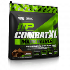 "אבקת גיינר בטעם שוקו 5.4  ק""ג XL MusclePharm"
