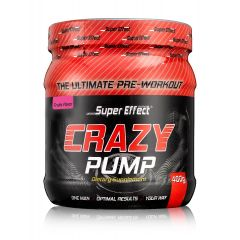 קרייזי פאמפ טעם פירות Super Effect Crazy Pump