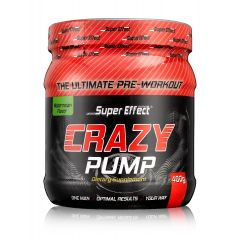 קרייזי פאמפ טעם אבטיח 400 גרם Super Effect Crazy Pump