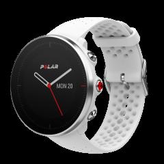 שעון מולטי ספורט פולאר ואנטג' M לבן Polar Vantage M