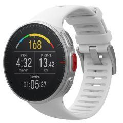 שעון מולטי ספורט פולאר ואנטג' V בצבע לבן Polar Vantage V