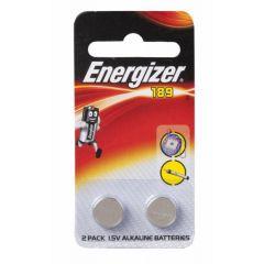 סוללות כפתור אלקליין 2X189 אנרג'ייזר