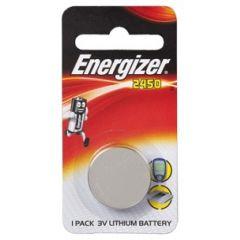 סוללת ליתיום CR2450 3V אנרג'ייזר