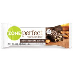 חטיף חלבון בטעם שוקולד שקדים ZONE perfect