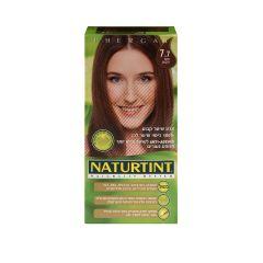 נטורטינט צבע לשיער 2.1 שחור כחלחל Naturtint