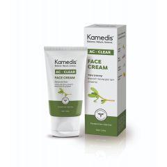 AC - CLEAR Face Cream 50ml | קרם פנים טיפולי - קמדיס Kamedis