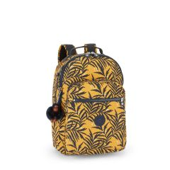תיק גב CLAS SEOUL - פריחה צהובה - 25 ליטר - קיפלינג Kipling