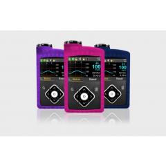כיסוי סיליקון שחור למשאבת Minimed 640 מדטרוניק Medtronic