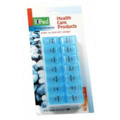 קופסה לתרופות 14 תאים