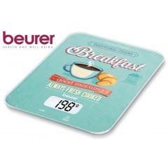 משקל מטבח מעוצב ארוחת בוקר beurer KS19 (