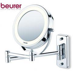 מראה מגדילה תאורת לד beurer BS59