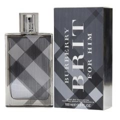 בושם לגבר BURBERRY BRIT FOR MEN 100 ML