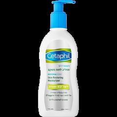 תחליב משקם 295ml לעור יבש ומגורה - צטאפיל Cetaphil