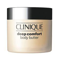 חמאת גוף עשירה קליניק 200 גרם Clinique Deep Comfort™ Body Butter
