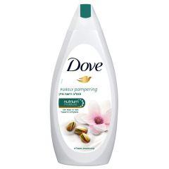 """תחליב רחצה מזין פיסטוק 500 מ""""ל Dove Purely"""