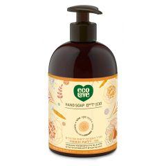 סבון ידיים ecoLove הקולקציה הכתומה