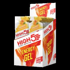 ג'ל אנרגיה בטעם תפוז HIGH5 Energy Gel