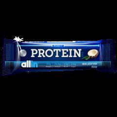 חטיף חלבון בטעם קוקוס  Allin Protein Bar