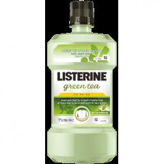 """ליסטרין שטיפת פה תה ירוק 500 מ""""ל LISTERNIE"""