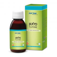 סופהרב סירופ פלוטון SupHerb Fluton 150ml