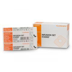 IV3000 מדבקה שקופה לחיזוק ערכות עירוי מדטרוניק  Medtronic
