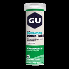 טבליות מתמוססות במים בטעם אבטיח GU