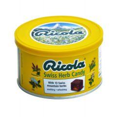 ריקולה סוכריות בטעם לימון 75 גרם Ricola