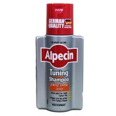 שמפו קפאין כהה Alpecin
