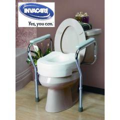 מסגרת לשירותים Invacare Toilet Frame