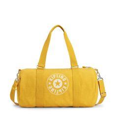 תיק ספורט קיפלינג 18 ליטר Kipling ONALO - LIVELY YELLOW צהוב תוסס