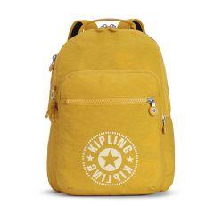 תיק גב CLAS SEOUL - צהוב תוסס - 25 ליטר - קיפלינג Kipling