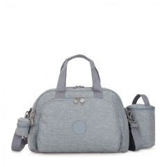 תיק החתלה קיפלינג 22 ליטר Kipling CAMAMA - COOL DENIM ג'ינס בהיר