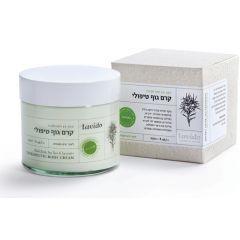 קרם גוף טיפולי קצח, עץ התה ולבנדר LAVIDO
