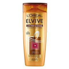 שמפו לשיער יבש L'Oreal Elvive Extraordinary Oil