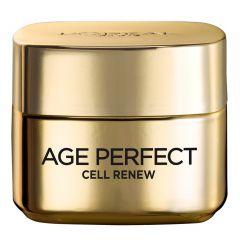 קרם יום אייג' פרפקט רנסנס L'OREAL Age Perfect Renaissance SPF15 (Default