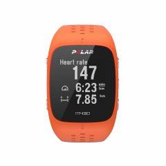 שעון ריצה מקצועי צבע כתום M430 POLAR