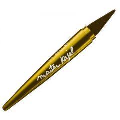עיפרון עיניים מייבלין מאסטר קז'אל זהב Maybelline Master Kajal Kohl Liner ORIENTAL GOLD
