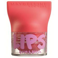 שפתון לחות בייבי ליפס באלם אנד בלאש 03 MAYBELLINE
