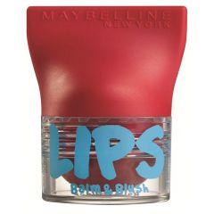 שפתון לחות בייבי ליפס באלם אנד בלאש 05 MAYBELLINE