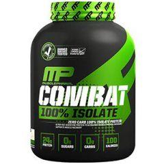 אבקת חלבון קומבט ISOLATE 2.27kg בטעם בננה MusclePharm