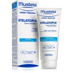 קרם לחות טיפולי לגוף ולפנים סטלטופיה מוסטלה Mustela