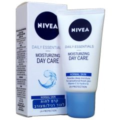 קרם לחות לעור רגיל-מעורב ניוואה NIVEA MOISTURIZING DAY CARE