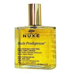 שמן טיפוח לפנים, לגוף ולשיער נוקס NUXE