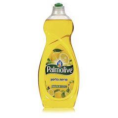 """נוזל כלים פלמוליב פריחת הלימון 750 מ""""ל PALMOLIVE ULTRA"""