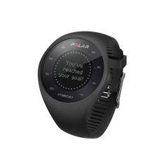 שעון ריצה מקצועי צבע שחור M200 POLAR