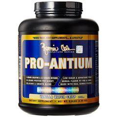 """אבקת חלבון פרו אנטיום וניל בוופל פריך 2.50 ק""""ג PRO-ANTIUM"""