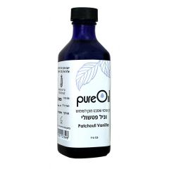 פיור אויל שמן וניל פטשולי Pure Oil Patchouli Vanilla