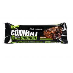 חטיף חלבון קומבט קראנצ' מאסל פארם בטעם עוגיות 63 גרם MusclePharm