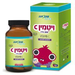 סופהרב ויטמין C למציצה SUPHERB