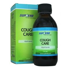 סירופ סופהרב Supherb Cough Care 200 ml